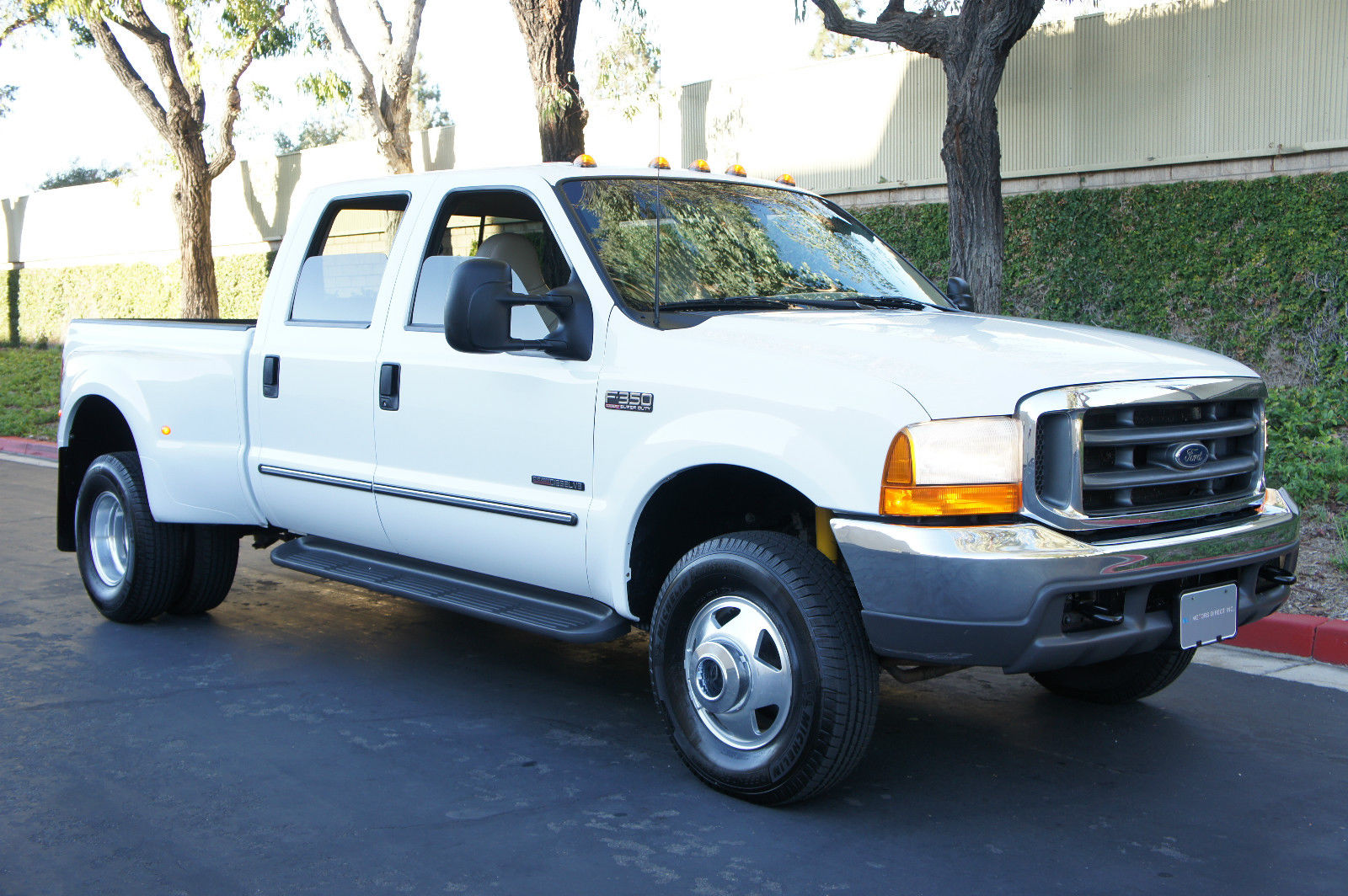 Ford F 250 Lifted >> 2000 Ford F-350 Crew Cab Short Bed Diesel for sale