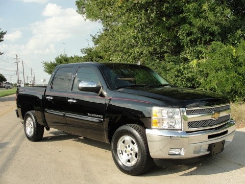 2012 Chevrolet Silverado 1500 Crew Cab for sale