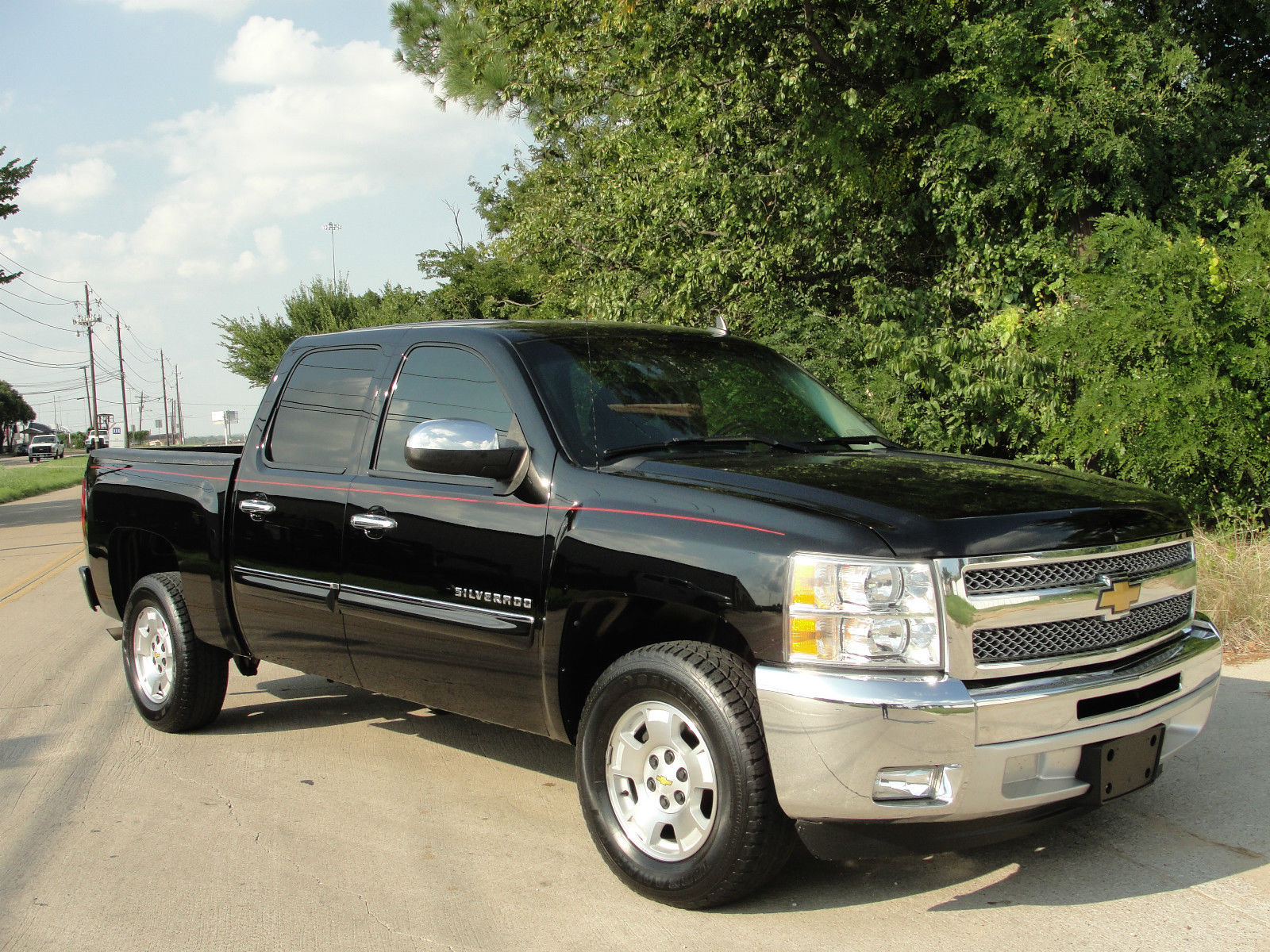 cab item image for chevrolet silverado truck auction pickup crew