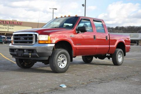 2001 Ford F-350 XLT Crew Cab for sale