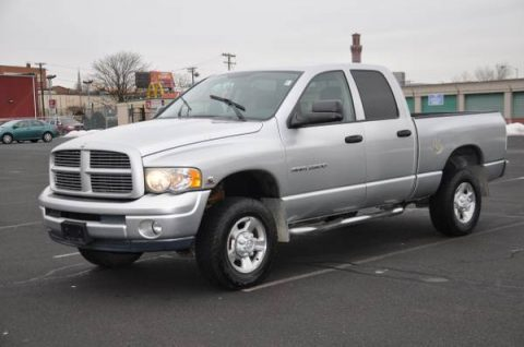 2003 Dodge Ram 2500 SLT with Cummins Turbo Diesel for sale