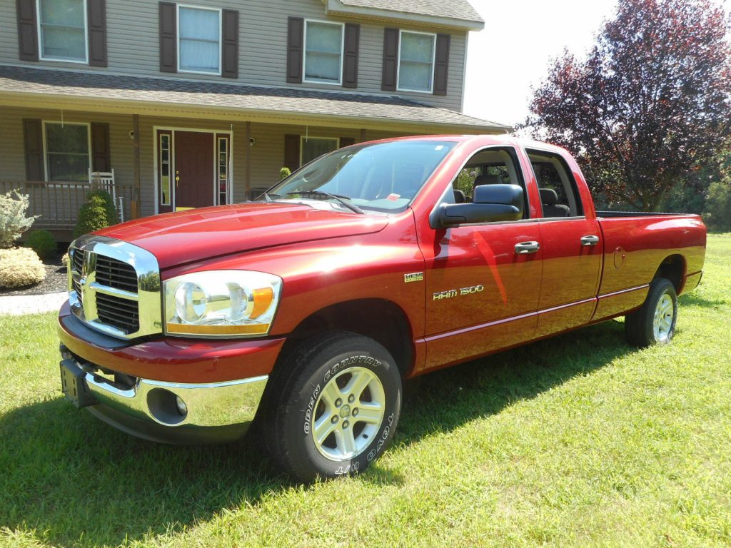 2006 dodge ram 1500 slt extended crew cab for sale. Black Bedroom Furniture Sets. Home Design Ideas