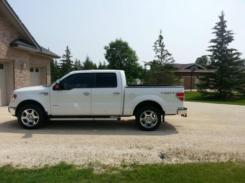 2013 Ford F-150 Lariat Crew Cab Pickup for sale