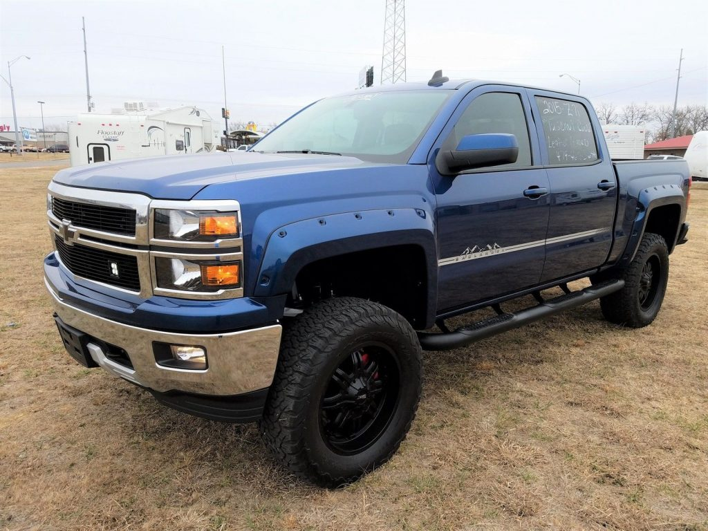 2015 chevrolet silverado 1500 z71 tuscany crew cab for sale for Tuscany conversions