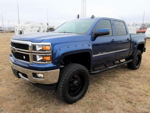 2015 Chevrolet Silverado 1500 Z71 Tuscany Crew Cab for sale