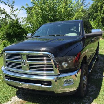 Crew cab truck – 2012 Dodge Ram 2500 4×4 for sale