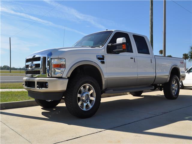 2008 Ford F 350 King Ranch Truck For Sale