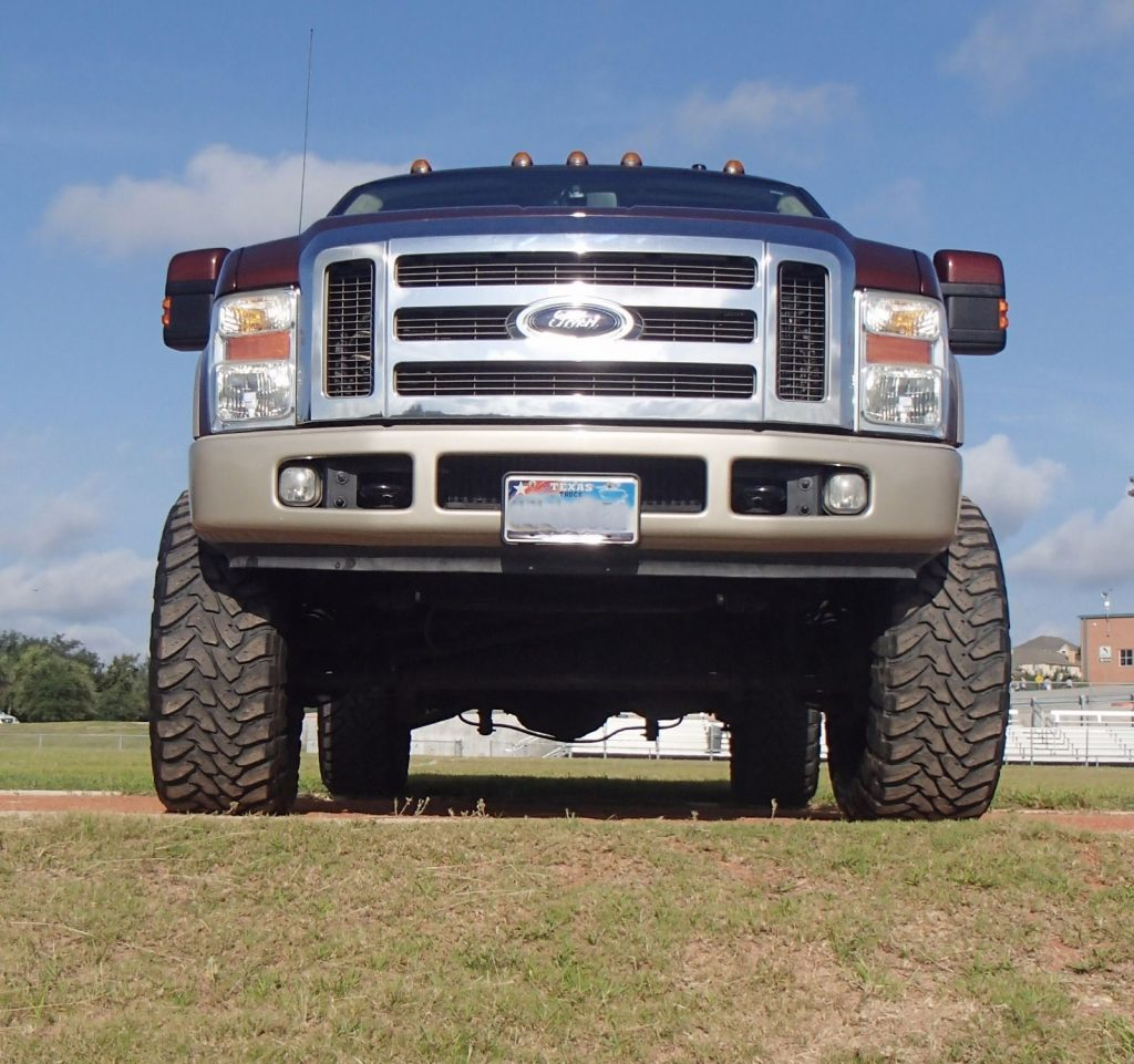 Ford King Ranch Interior: Tricked Out 2008 Ford F 250 King Ranch Crew Cab For Sale