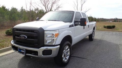 Like new 2012 Ford F 250 XLT 4×4 Crew Cab for sale