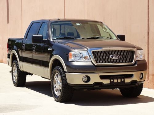 Ford F150 Factory Rims For Sale >> Accident free 2007 Ford F 150 Lariat Crew Cab for sale