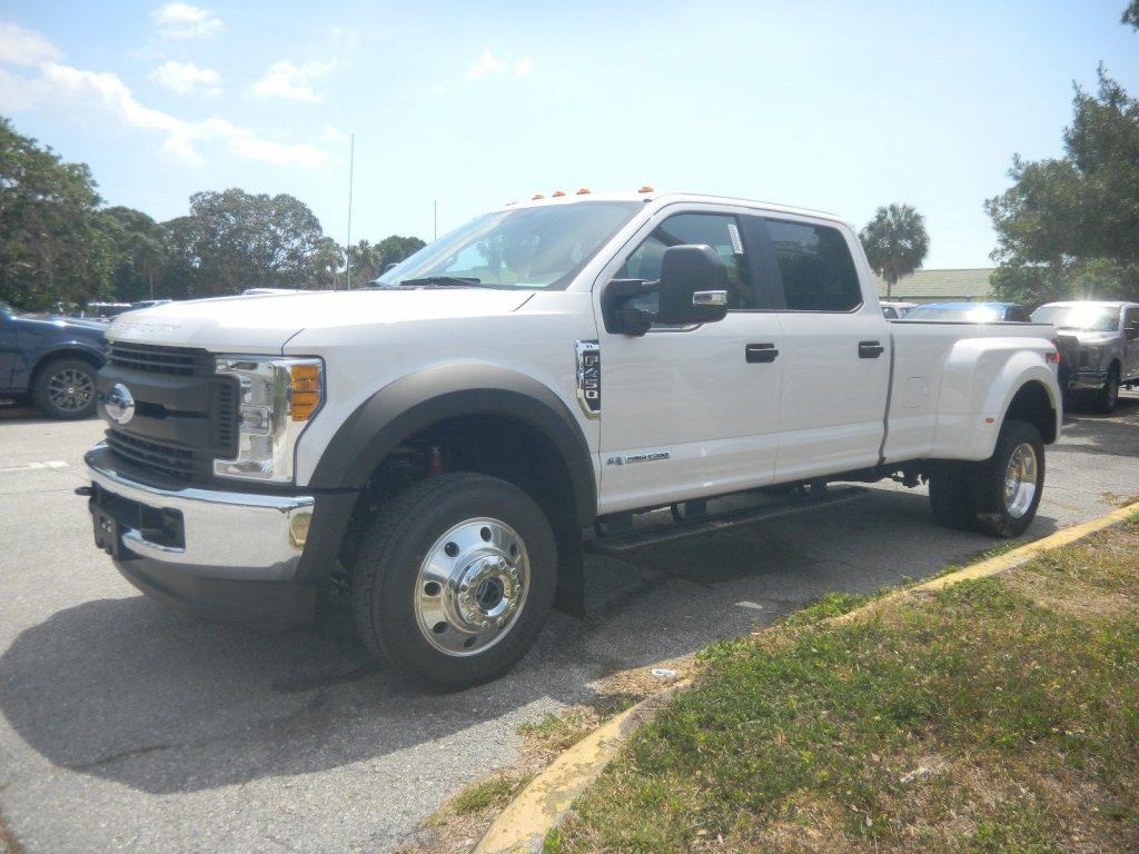 Brand new 2017 Ford F 450 XL Crew Cab