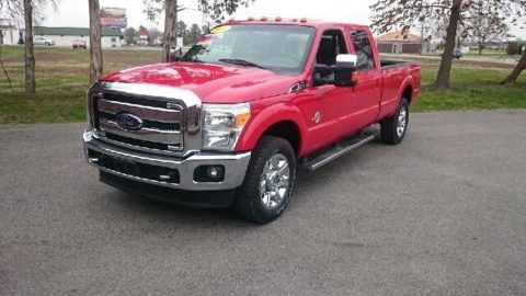 Extra clean 2014 Ford F 350 Lariat 4×4 4dr Crew Cab for sale