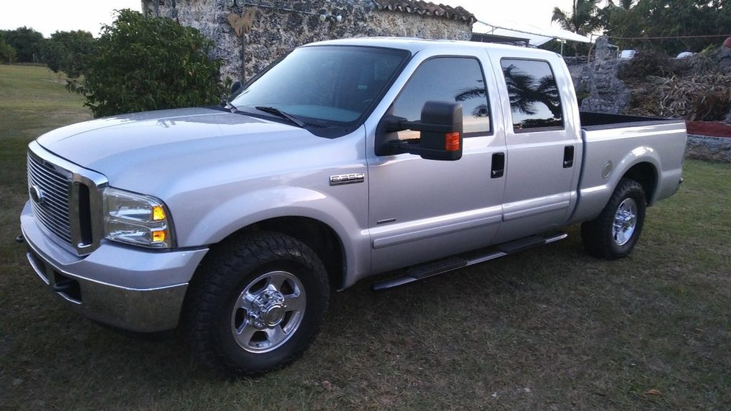 Last year for this engine 2003 Ford F 350 Xlt crew cab