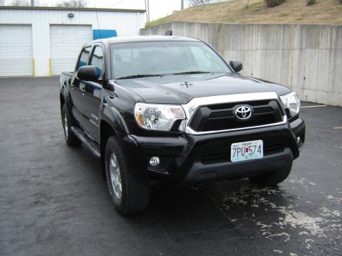 Loaded 2015 Toyota Tacoma TRD Crew Cab for sale
