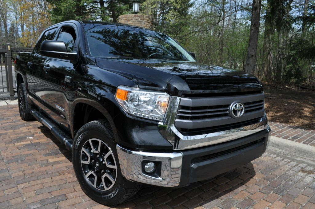 low mileage 2015 toyota tundra crew cab for sale. Black Bedroom Furniture Sets. Home Design Ideas