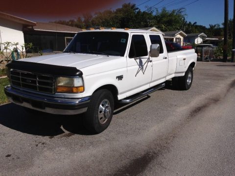 Perfect for towing 1997 Ford F 350 XLT lariat crew cab for sale