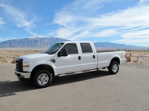 Strong hauler 2010 Ford F 250 XL crew cab for sale