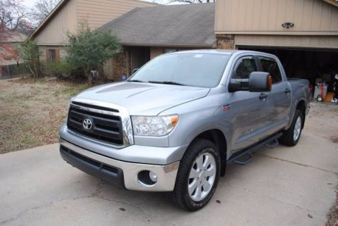 Well cared 2010 Toyota Tundra SR5 Extended Crew Cab for sale