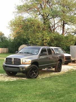 Modified 2006 Dodge Ram 2500 SLT BIG HORN crew cab for sale