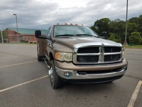 Work truck 2003 Dodge Ram 3500 Laramie crew cab for sale