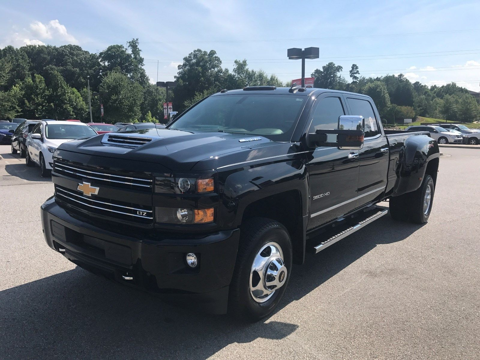 Brand New 2017 Chevrolet Silverado 3500 Ltz Crew Cab For Sale