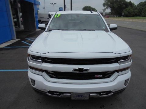 Brand new loaded 2017 Chevrolet Silverado 1500 LT Z71 Crew Cab for sale