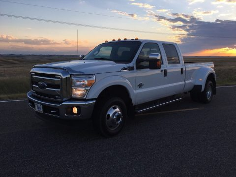 Everything stock 2015 Ford F 350 XLT crew cab for sale