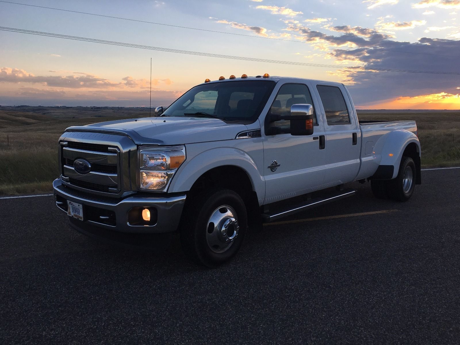 Ford Running Boards >> Everything stock 2015 Ford F 350 XLT crew cab for sale