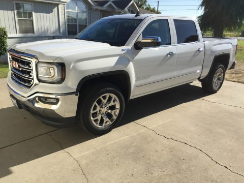Fully loaded 2017 GMC Sierra 1500 SLT Crew Cab for sale