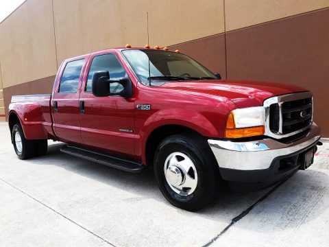 Legendary engine 2001 Ford F 350 XLT Crew Cab for sale