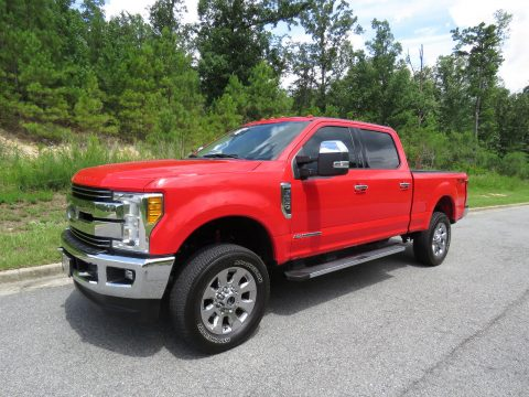 Perfect condition 2017 Ford F 250 Lariat 4×4 Crew Cab for sale