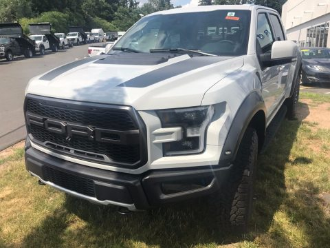 Rare color 2017 Ford F 150 Raptor Crew Cab for sale