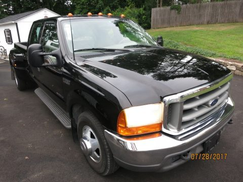 Rust free 2000 Ford F 350 Lariat crew cab for sale
