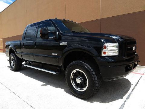 Rust free 2006 Ford F 250 XLT FX4 Crew cab for sale