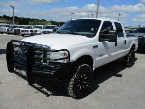 4 inch lift 2006 Ford F 250 CREW CAB XLT for sale