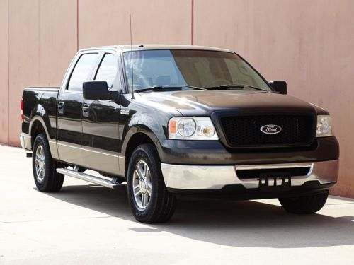 accident free 2006 Ford F 150 XLT Crew Cab