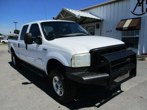 Equipped 2005 Ford F 250 CREW CAB Lariat for sale