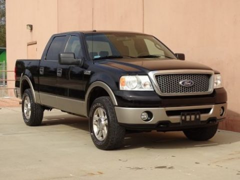 equipped 2006 Ford F 150 Lariat Crew Cab 4X4 for sale