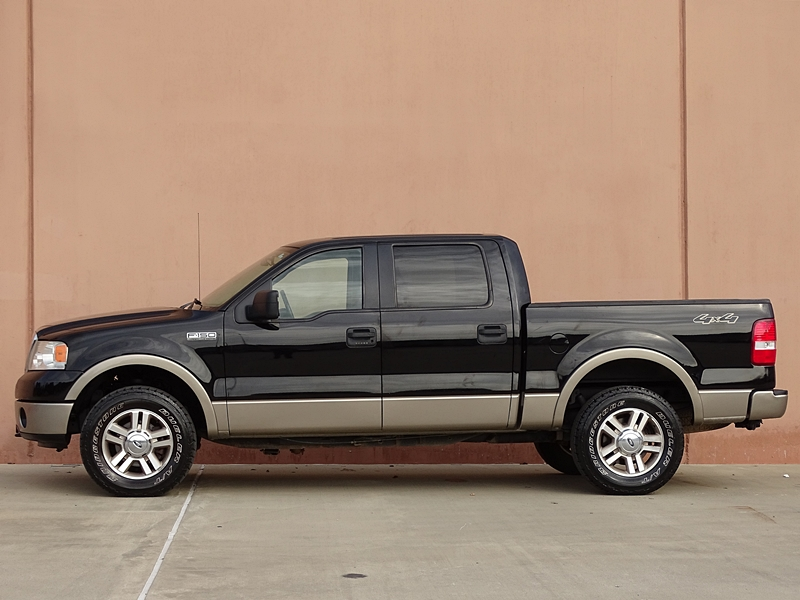 equipped 2006 Ford F 150 Lariat Crew Cab 4X4