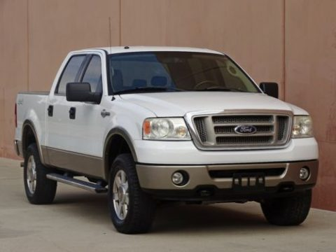 extra clean 2006 Ford F 150 King Ranch Crew Cab for sale