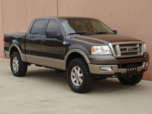 2017 Ford F 150 For Sale >> Great condition 2005 Ford F 150 King Ranch Crew Cab for sale