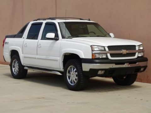 loaded 2006 Chevrolet Avalanche Avalanche Z71 crew cab for sale