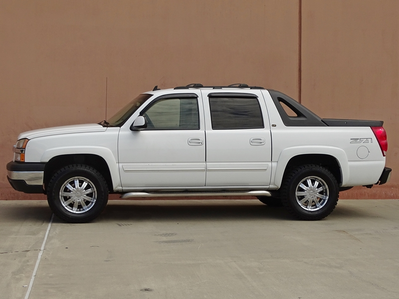loaded 2006 Chevrolet Avalanche Avalanche Z71 crew cab