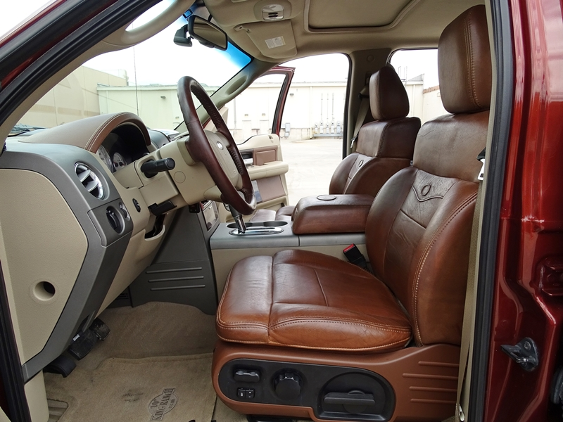 loaded 2006 Ford F 150 King Ranch Crew Cab
