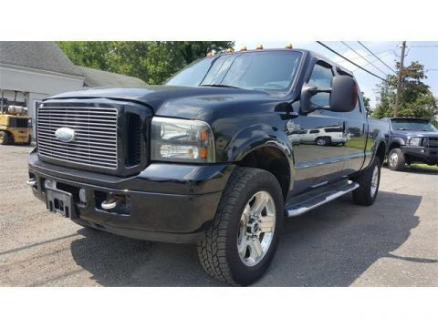 loaded 2006 Ford F 350 Super Duty Lariat Crew Cab for sale