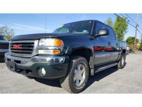 Loaded with options 2005 GMC Sierra 1500 SLE 4dr Crew Cab for sale