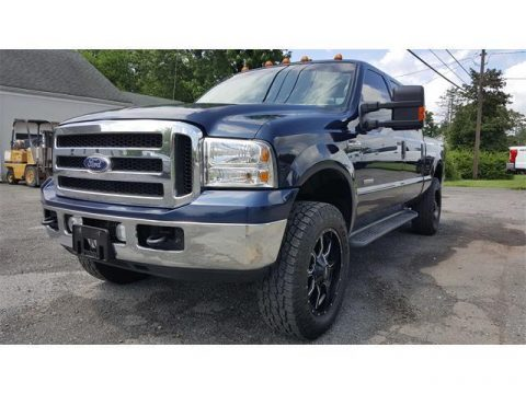 well serviced 2005 Ford F 250 Super Duty XLT Crew Cab for sale