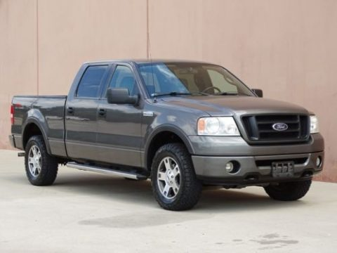 well serviced 2006 Ford F 150 FX4 Crew Cab for sale