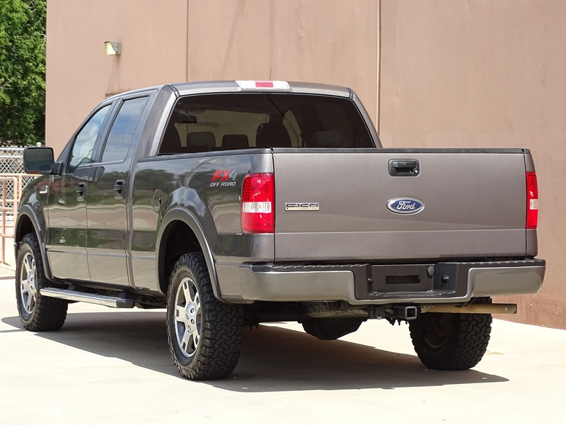 well serviced 2006 Ford F 150 FX4 Crew Cab