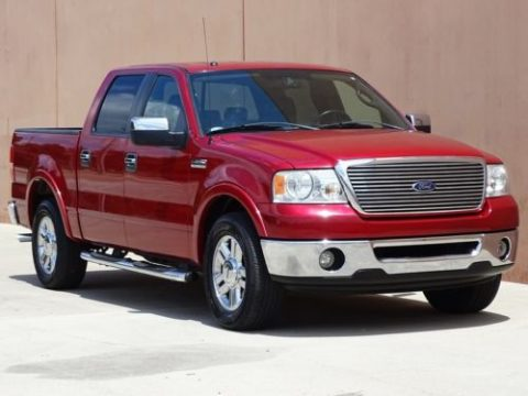 extra clean 2007 Ford F 150 Lariat Crew Cab for sale